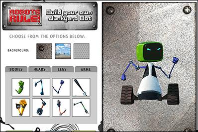 Robots Rule!