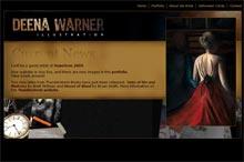 Deena Warner on Long List for British Fantasy Award for Best