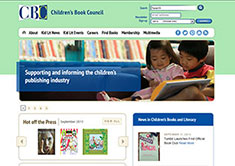Children's Book Council website