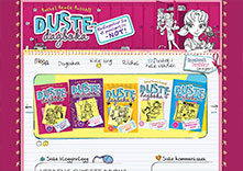 Dork Diaries Norway
