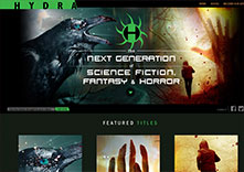 Hydra website