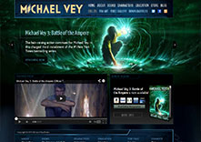 Michael Vey Website