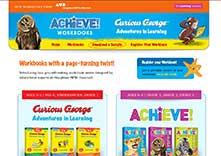 Achieve!  Workbooks