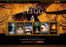 Douglas Clegg website