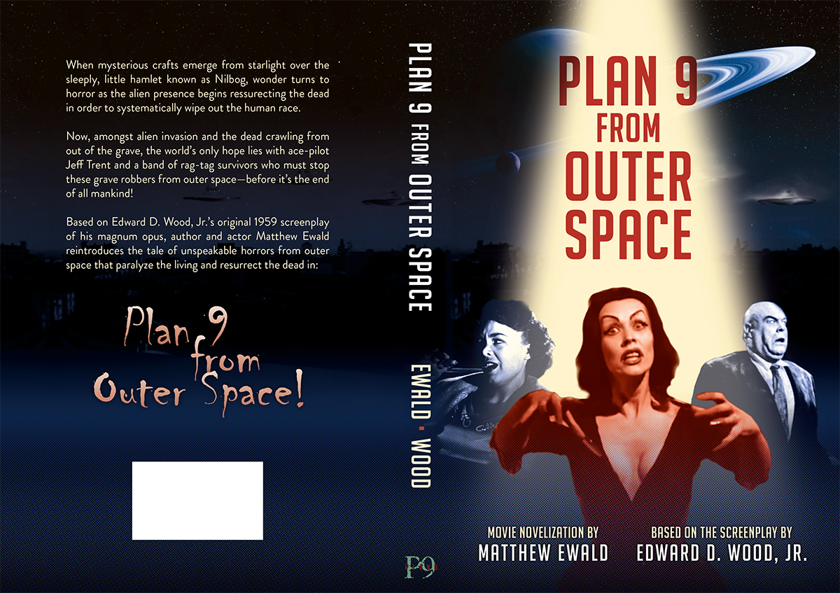Book covers deena warner design for Outer space planning and design