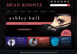 Dean Koontz Website