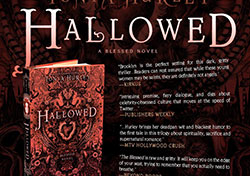 Hallowed Graphic