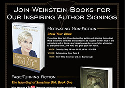 Weinstein Books Ad