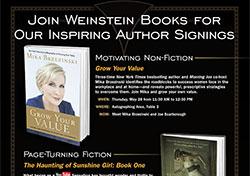 Weinstein Books Ad