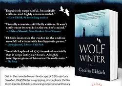 Wolf Winter Graphic