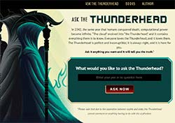 Ask the Thunderhead