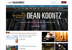 The Collector's Guide to Dean Koontz