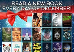 25 Holiday Reads Graphic