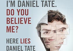 Here Lies Daniel Tate Graphic
